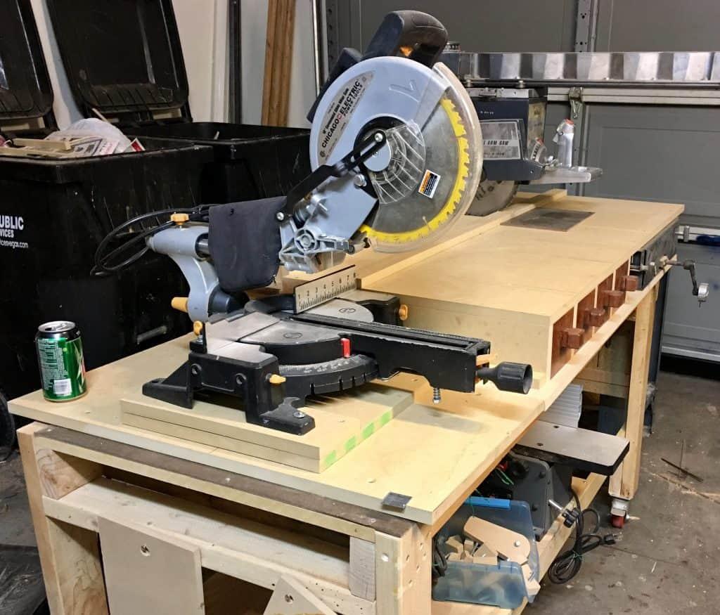 Radial Arm Saw vs Miter Saw