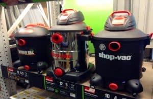 Shop-Vac Vacuum Cleaners