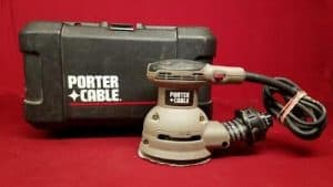 Porter Cable 5-Inch Random Orbit Sander