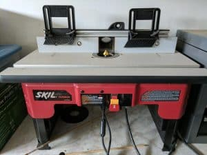 Skil Router Table RAS900