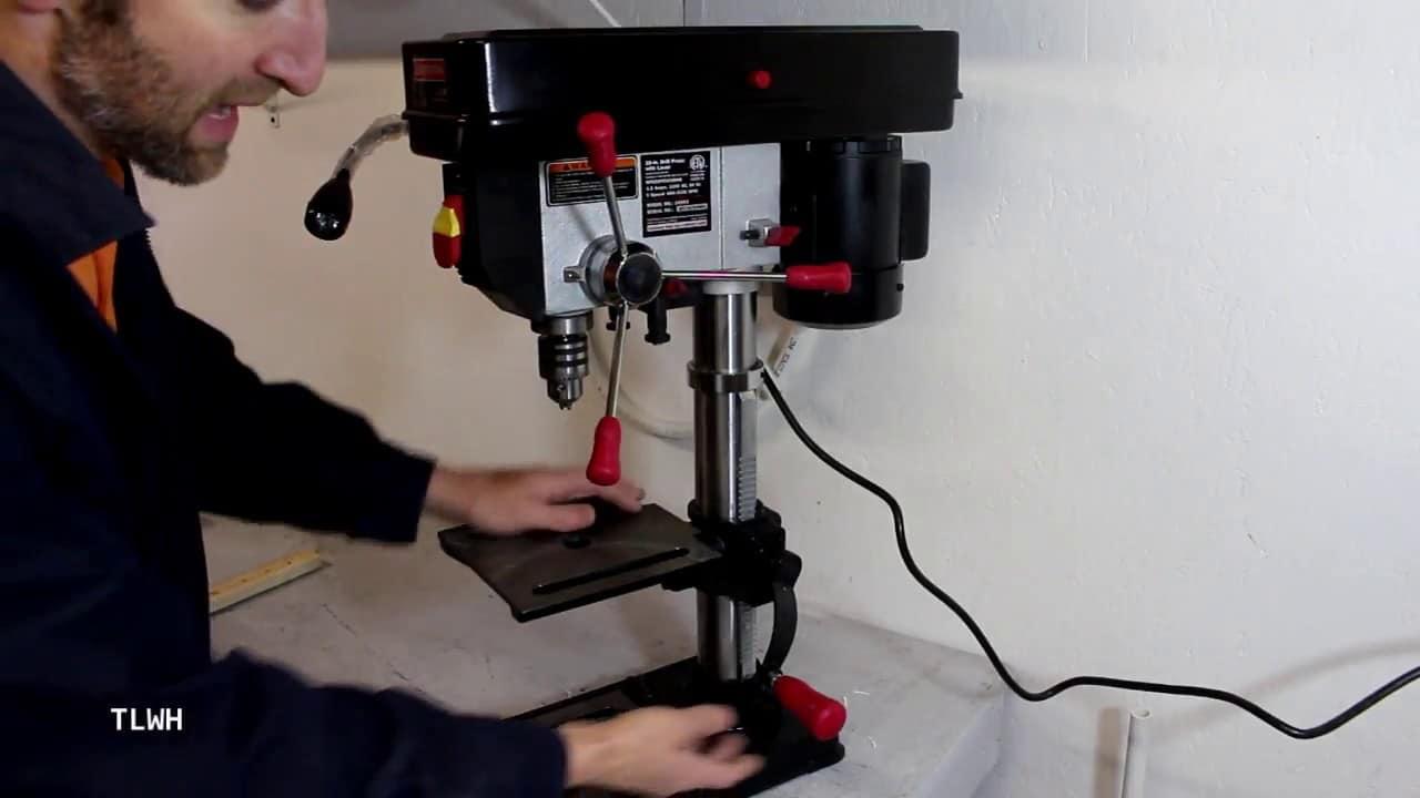 Craftsman 10-Inch Bench Drill Press