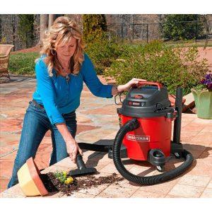 Craftsman 6-Gallon Wet-Dry Vacuum