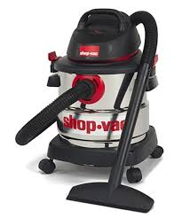 Shop Vac 5-Gallon Stainless Steel Wet-Dry Vacuum