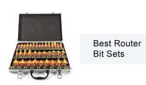 Best Router Bit Sets