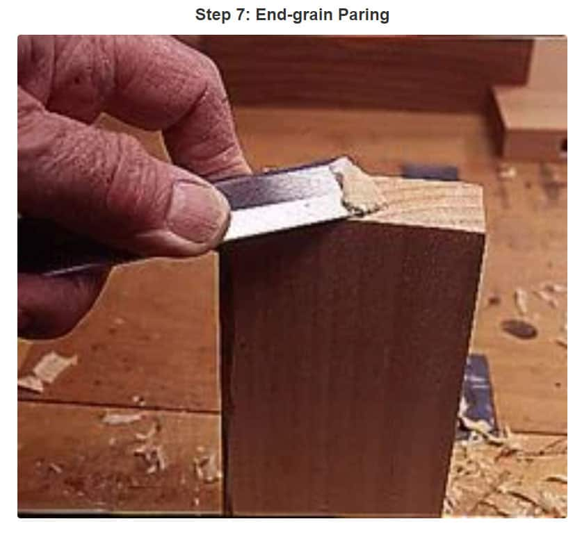 How To Use A Chisel In Woodworking 10 Key Techniques To