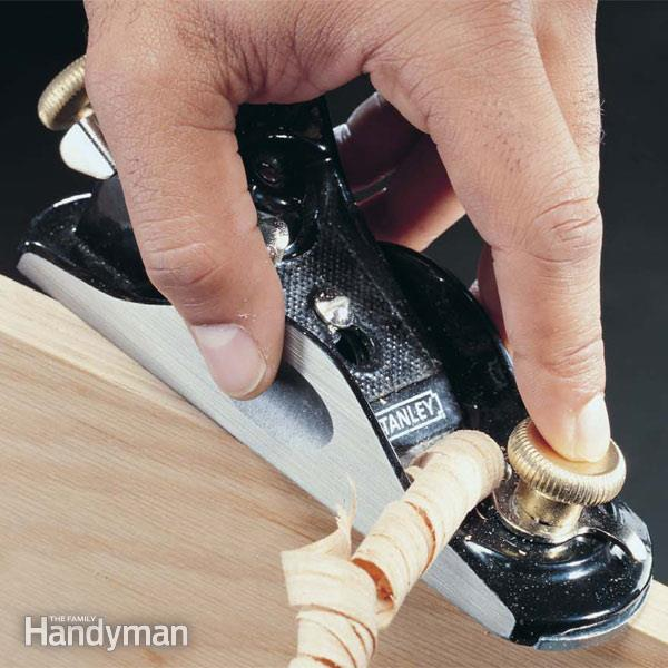 How To Use A Block Plane Like A Pro