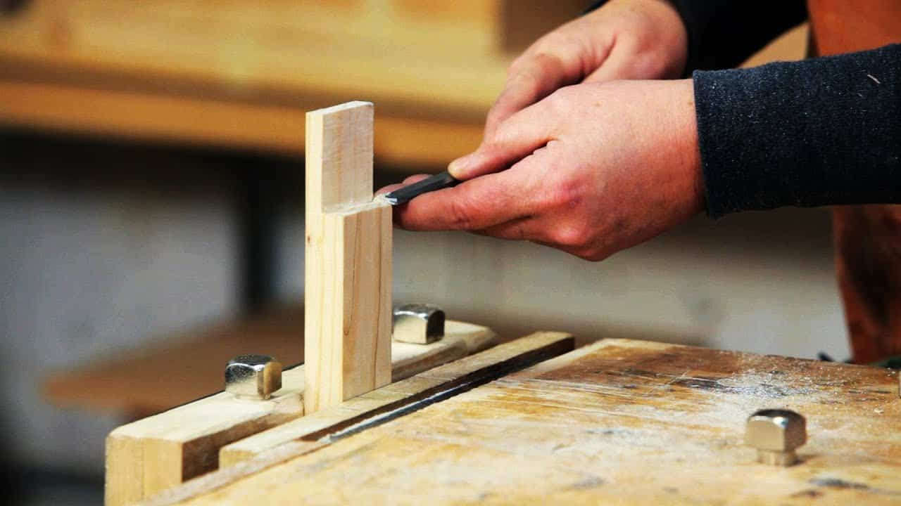 How To Use A Chisel In Woodworking