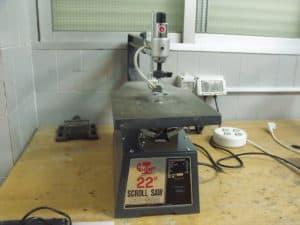 CH-S22 Scroll saw 22 inch