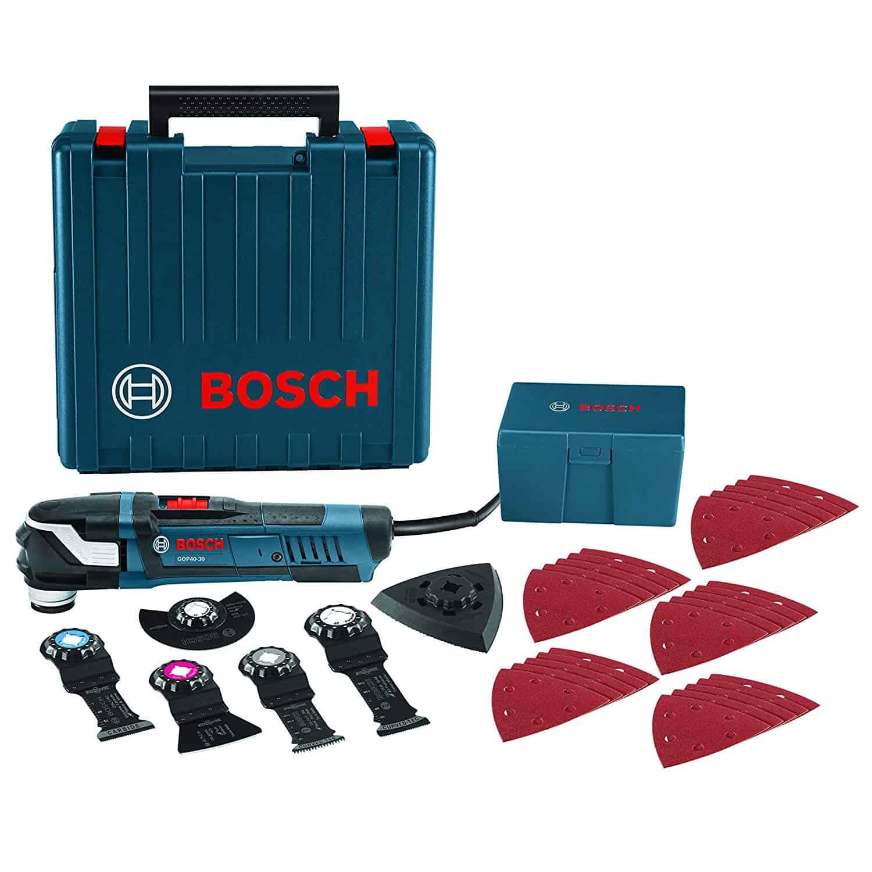 Bosch Power Tools StarlockPlus Oscillating MultiTool Kit