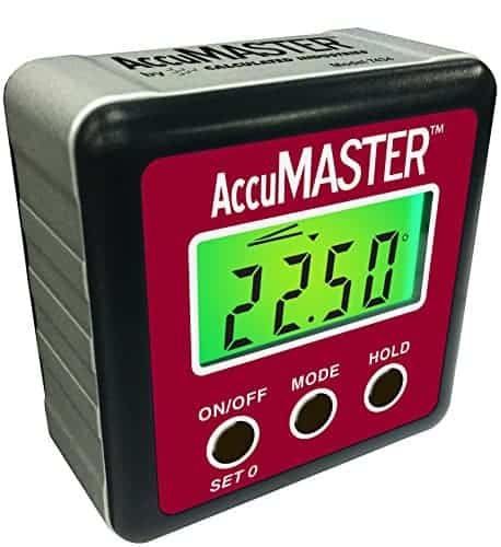 Calculated Industries 7434 AccuMaster 2-in-1