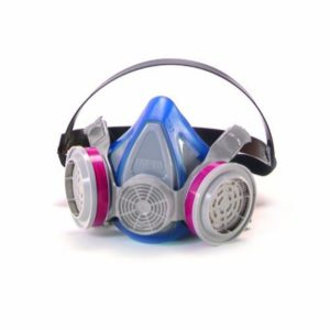 5. MSA Safety Works Toxic Dust Respirator