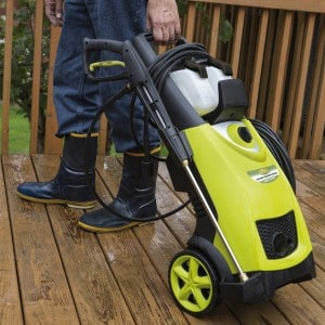 How to Properly Store a Pressure Washer for Winter