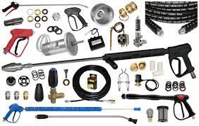 Special Accessories for Pressure Washers