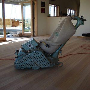 läger hummel belt sander floor sander
