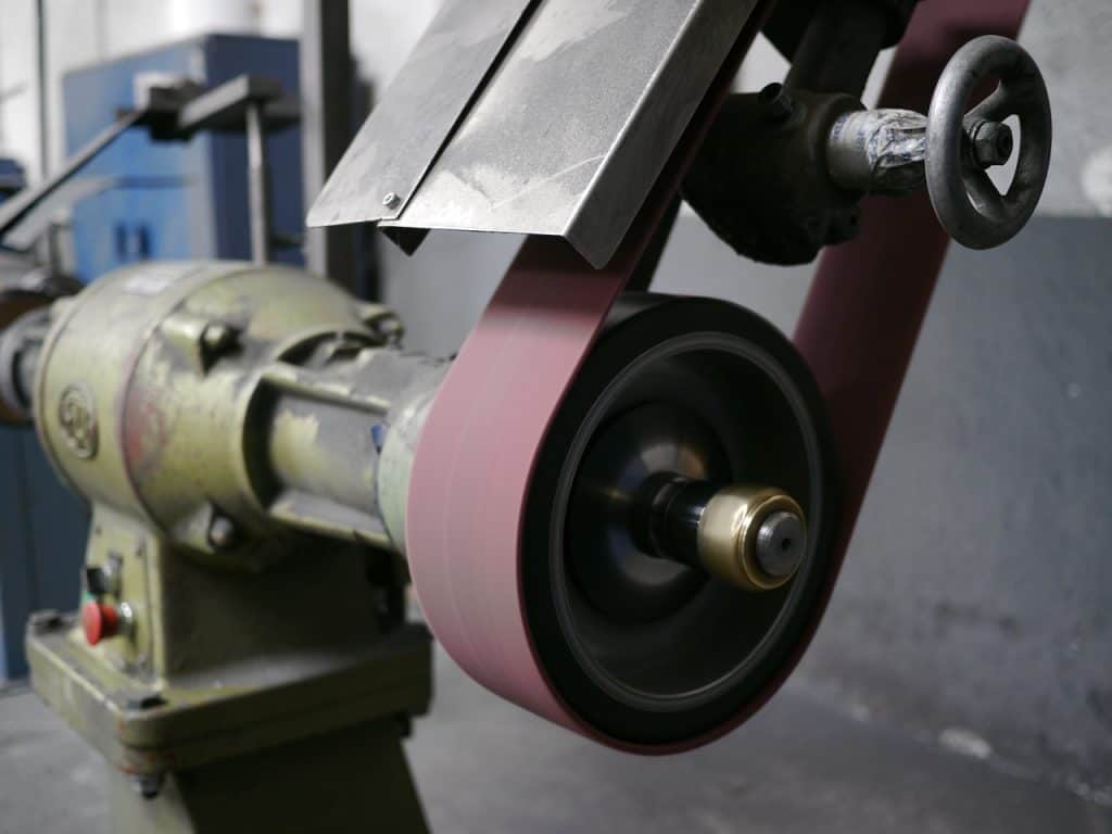 Machinery Polished Sander