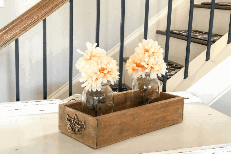 decorative crate